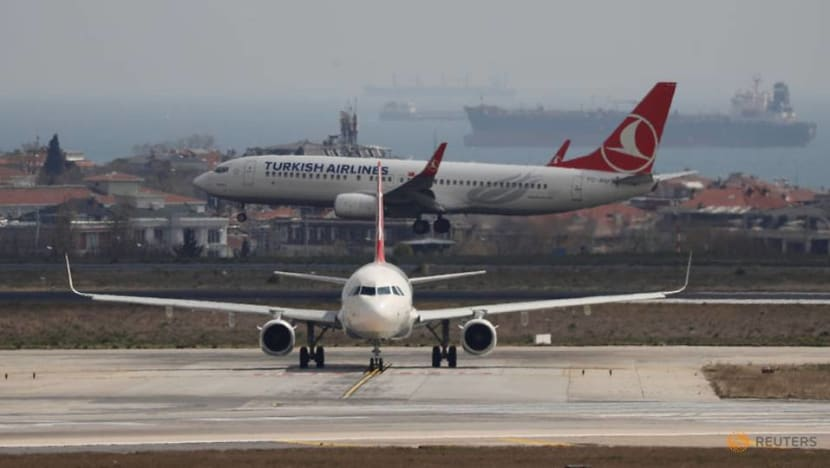 Passenger on Turkish Airlines flight from Istanbul tests positive for COVID-19 in Singapore