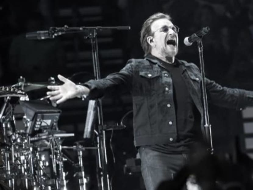 U2 coming to Singapore for year-end Joshua Tree tour