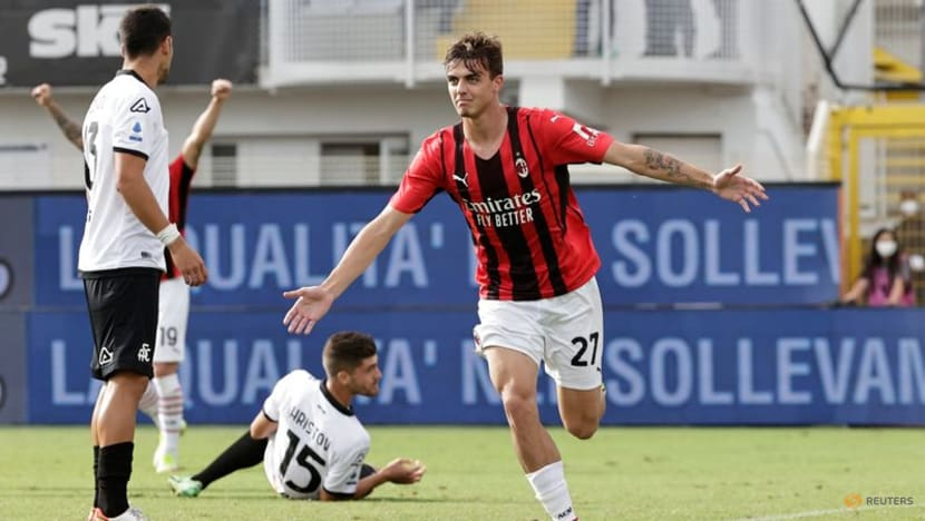 Football: Maldini makes Serie A history as third generation of family to feature