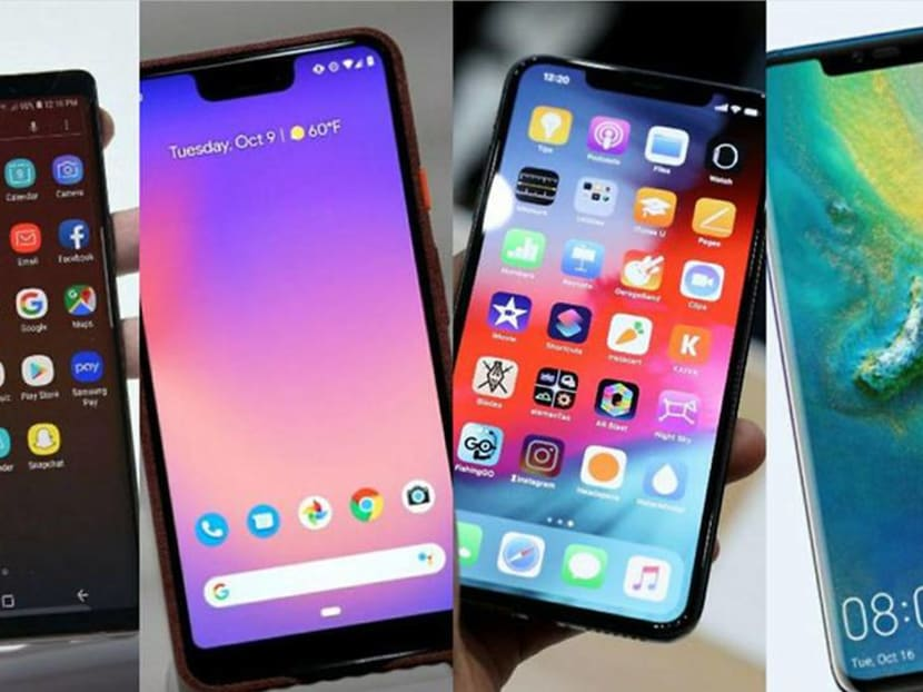 What is the standout model in this year's smartphone shootout?
