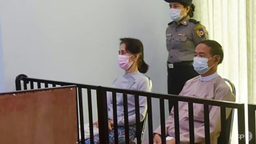Myanmar's Aung San Suu Kyi urges people to be 'more cautious' of COVID-19: Lawyer