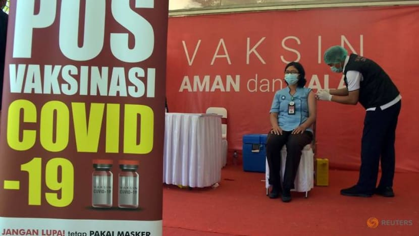 COVID-19: Hurdles ahead for Indonesia as it aims to vaccinate 180 million people in 15 months