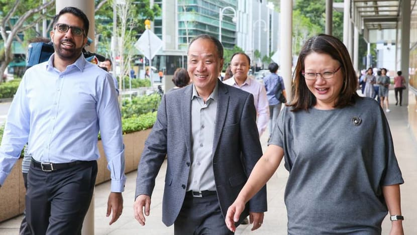 AHTC trial: Sylvia Lim concedes fellow Workers' Party MPs 'breached duties'