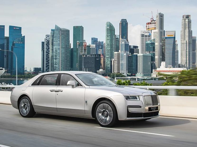 Rolls-Royce's new 'entry-level' limo will still cost you S$1.5 million