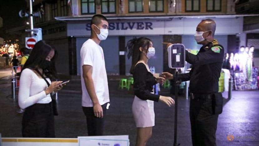 Thailand confirms COVID-19 outbreak in nightspots, prison