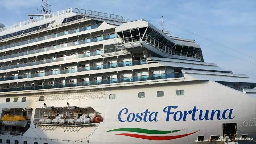 Costa Fortuna cancels next 2 cruises out of Singapore due to 'restrictive' COVID-19 measures by other ports