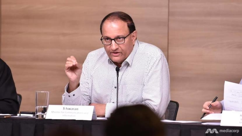 Reports of landlords evicting people on home quarantine or leave of absence 'troubling': Iswaran
