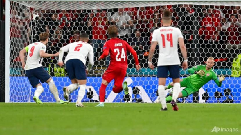 Football: England penalty joy a salve for painful wounds
