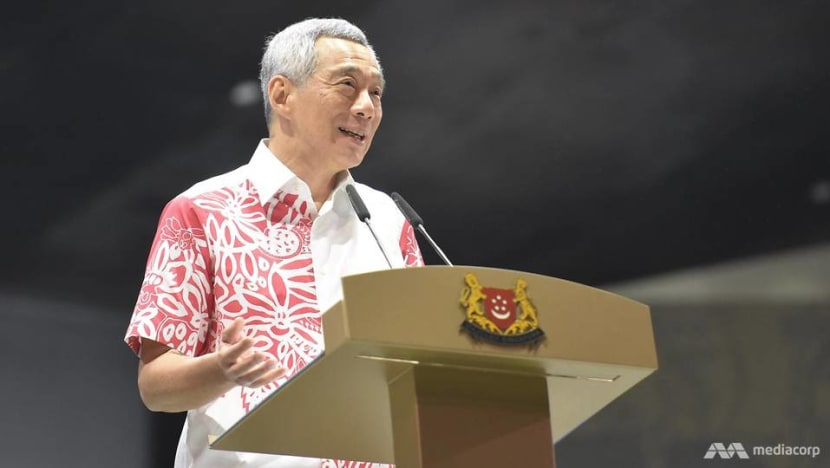 'We are never done building Singapore': PM Lee at launch of Singapore Bicentennial