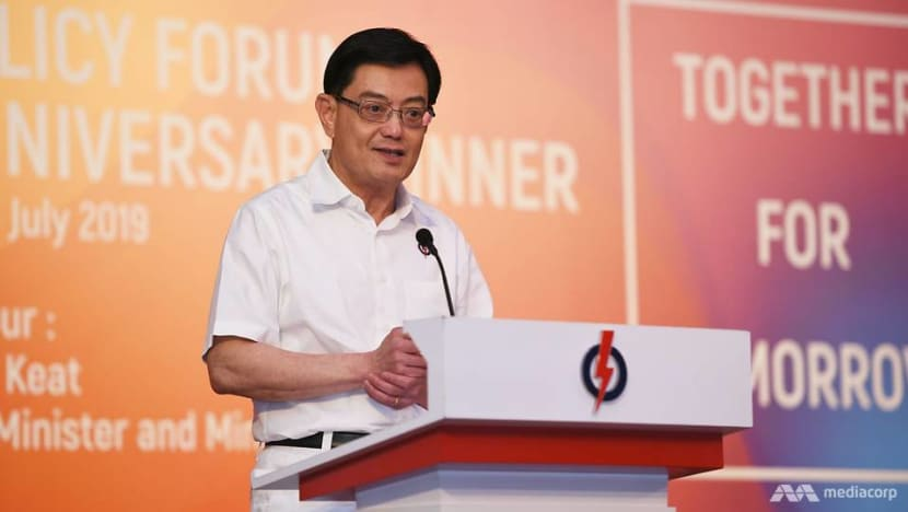 4G leaders must forge 'renewed bond of trust' with voters: DPM Heng