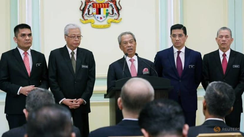 PM Muhyiddin and Cabinet can still exercise executive powers despite UMNO's withdrawal: Attorney-General