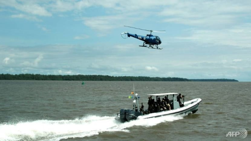 Commentary: A cat-and-mouse game between pirates and Southeast Asian maritime security authorities