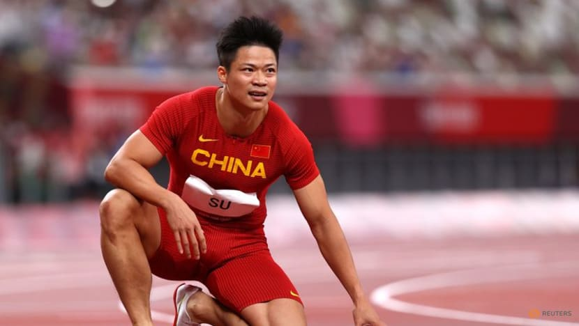 Asia's fastest man sees bright future for Chinese sprinting