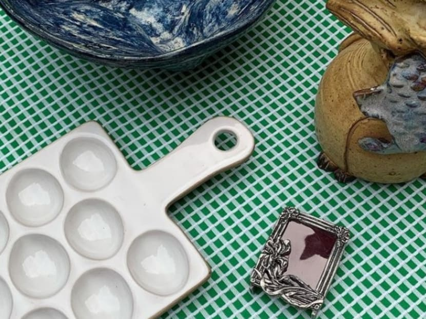 Tchotchkes finding: There's a vibrant thrift store marketplace on Instagram