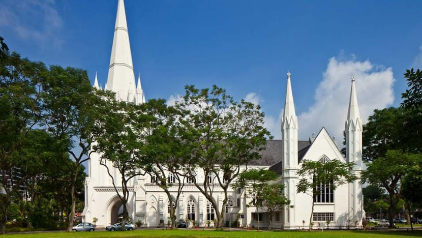 Worship services may resume with up to 50 people at a time in Phase 2 of Singapore's reopening