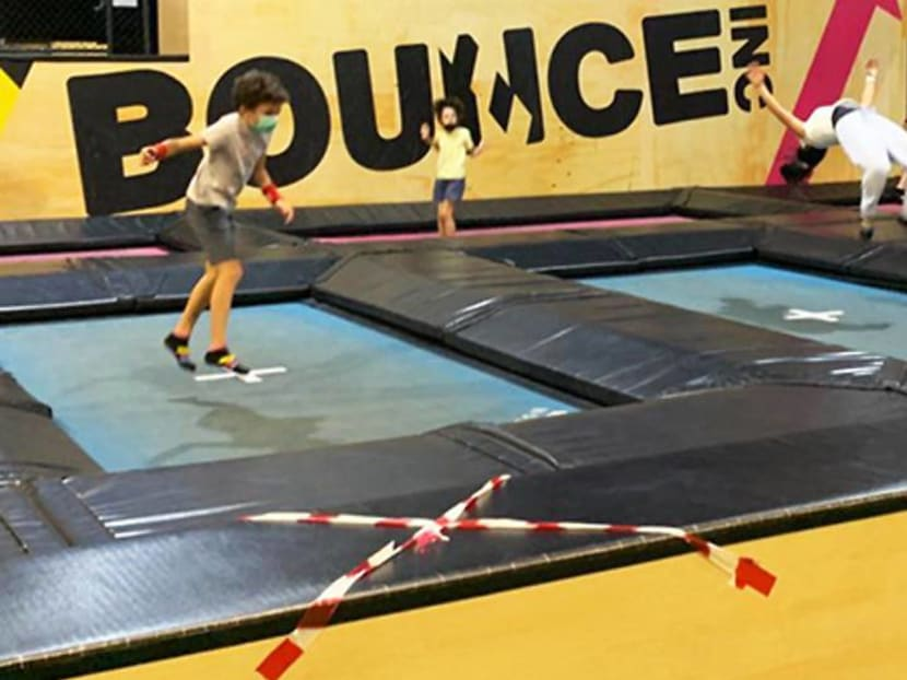 Bringing back the bounce in a safe environment for jumpers, guests and staff alike
