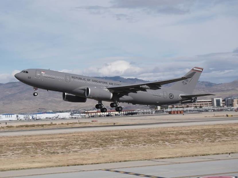 Singapore offers to help US evacuate refugees from Afghanistan using RSAF tanker-transport plane
