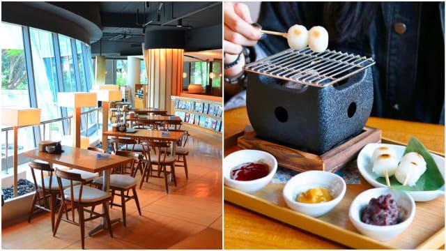 烤日式丸子、DIY最中饼、蒸馏绿茶……SUN with MOON原来有好玩午茶体验!