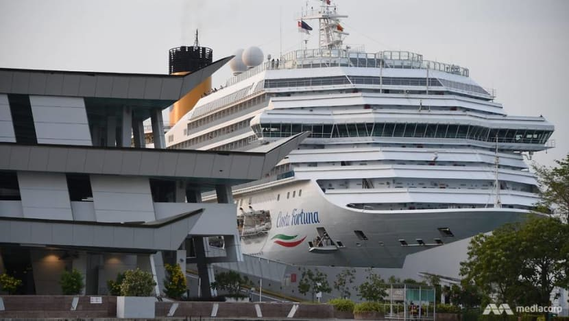 Commentary: COVID-19 outbreak has become an existential crisis for the cruise industry