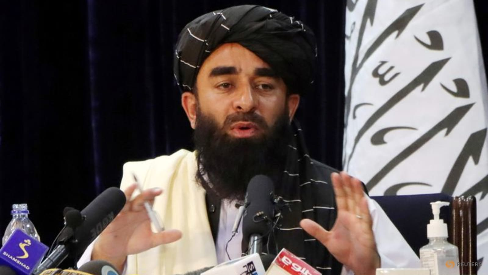 Taliban would take back Europe's Afghan deportees to face courts, says spokesman thumbnail