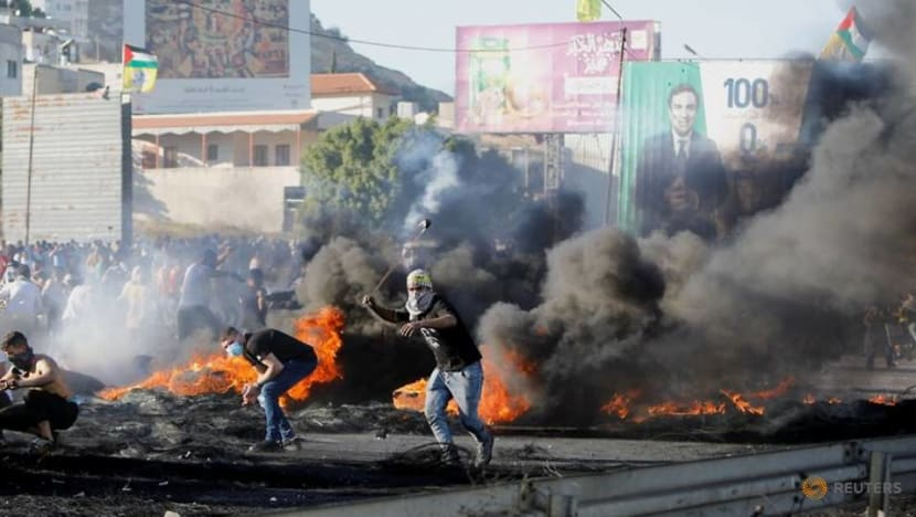 Commentary: No end to tit-for-tat violence between Israel and Hamas