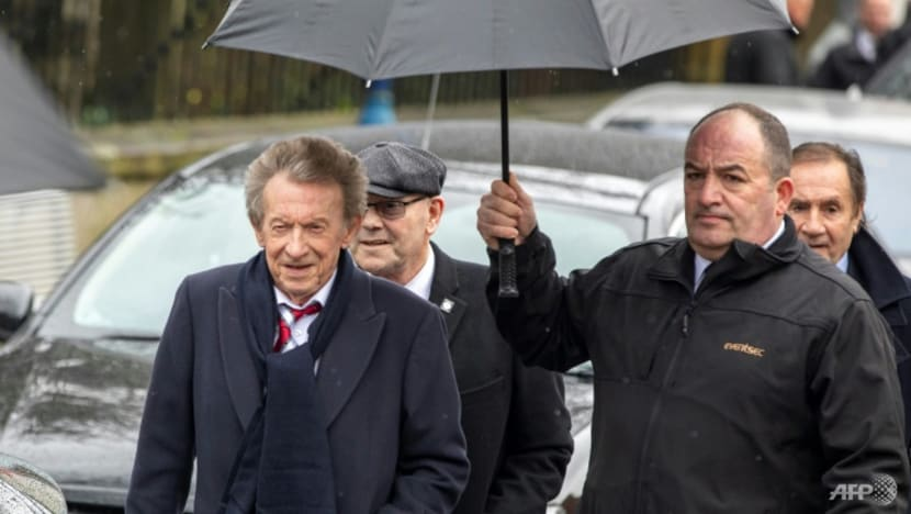 Football: Manchester United and Scotland legend Denis Law diagnosed with dementia