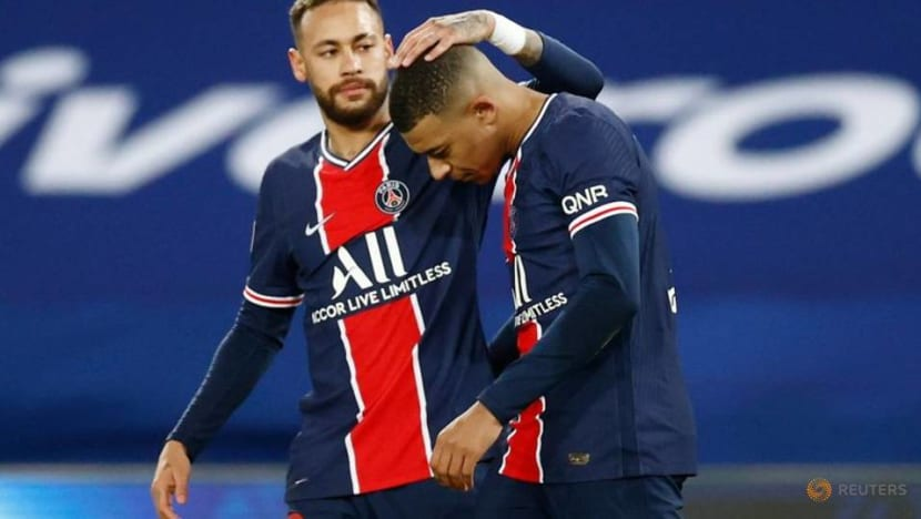 Neymar says wants PSG stay, hopes Mbappe remains too