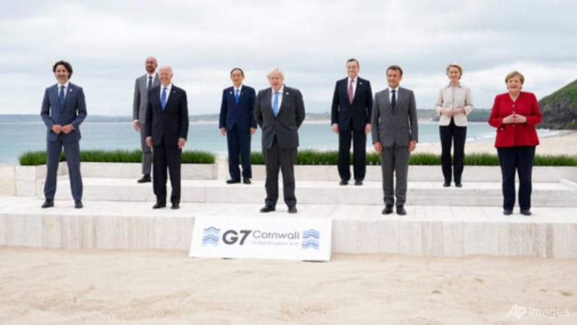 G7 leaders commit to increasing climate finance contributions