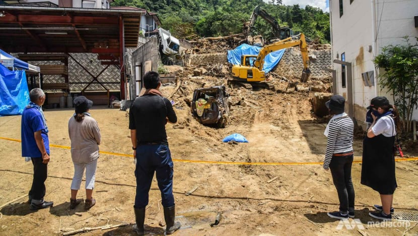 Japan flood: One week on, the wait for news no family wants to hear