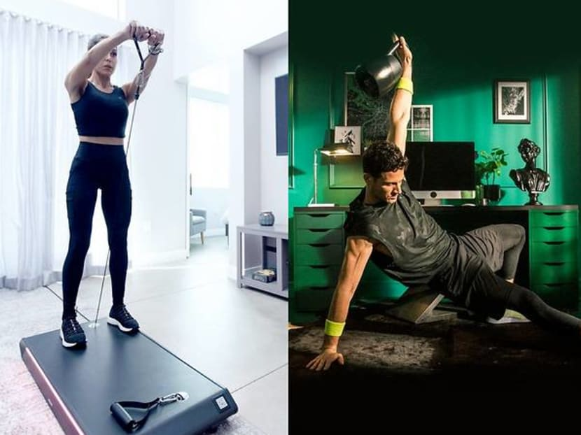Smart home fitness equipment that may tempt you to give up your gym membership