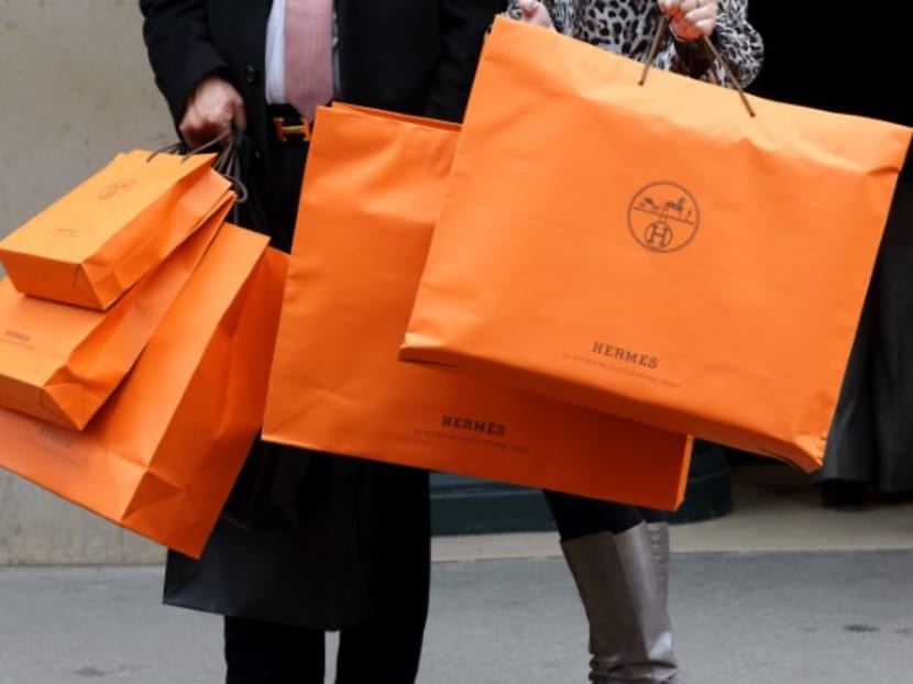 Revenge spending? Hermes store in China hauls in S$3.8m a day after reopening
