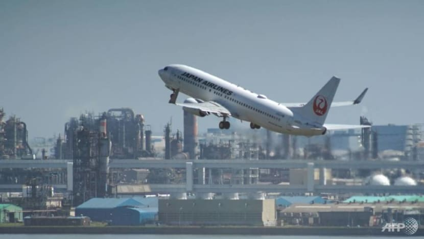 Japan Airlines apologises for arrested drunk pilot