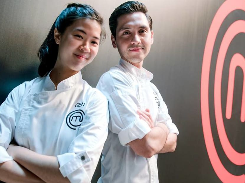 Zander Ng crowned winner of the first edition of MasterChef Singapore