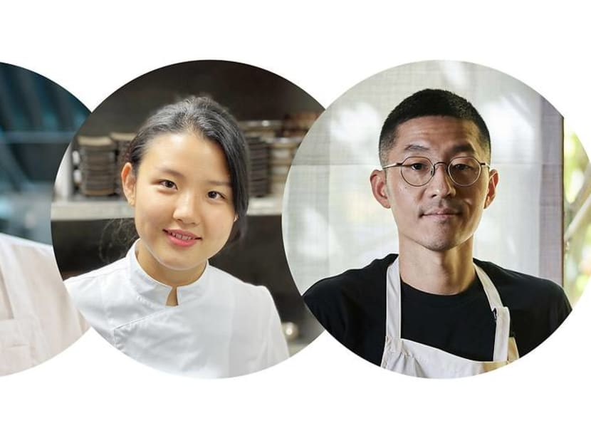Who are the K-chefs helping to popularise Korean cuisine around Asia?