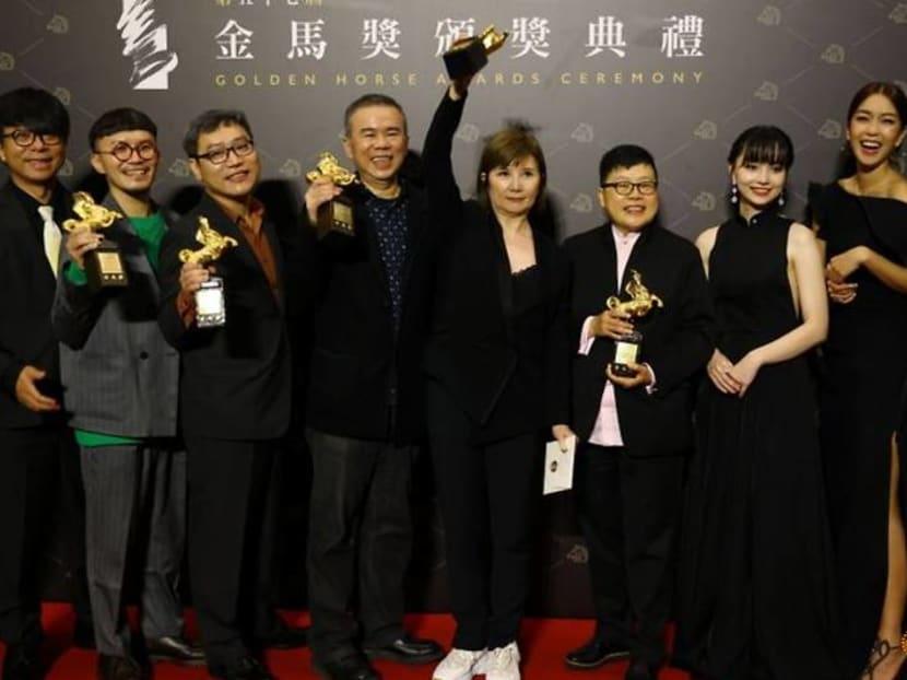 Taiwanese veteran actress wins big at Golden Horse Awards
