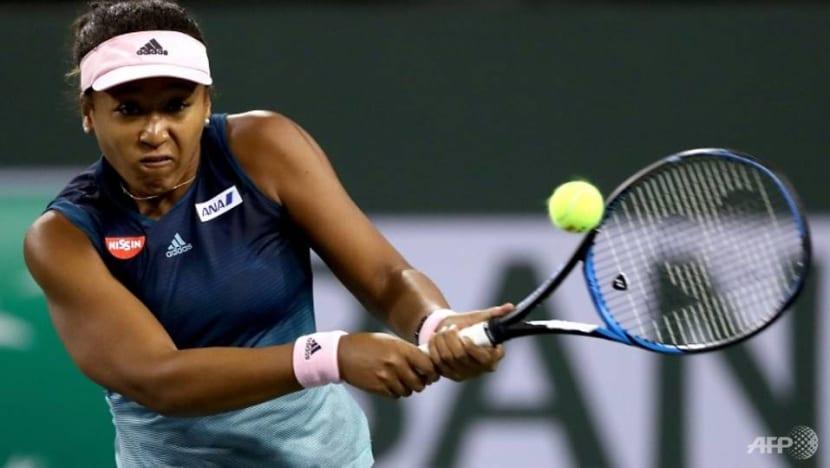 Tennis: Osaka keeps Indian Wells title defense on track