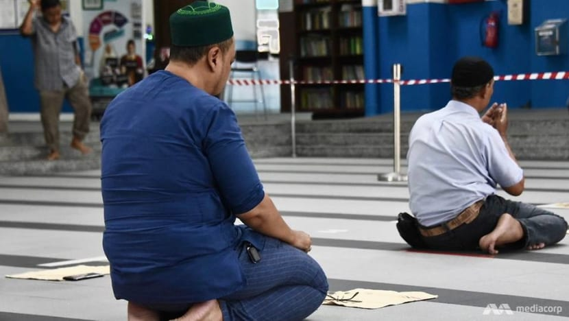 MUIS to close mosques until further notice amid high risk of COVID-19 transmission