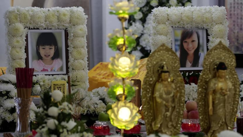 Woodlands double deaths: Murdered four-year-old adored by everyone in my family, says mother of accused