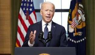 Biden to break silence with address to nation on Afghanistan