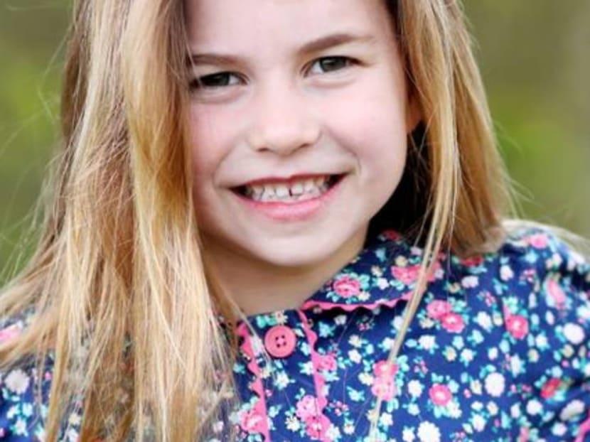 Happy Birthday: Britain's Princess Charlotte celebrates sixth birthday