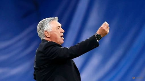 'Everything turned out badly' says Ancelotti after Real stunned by Sheriff