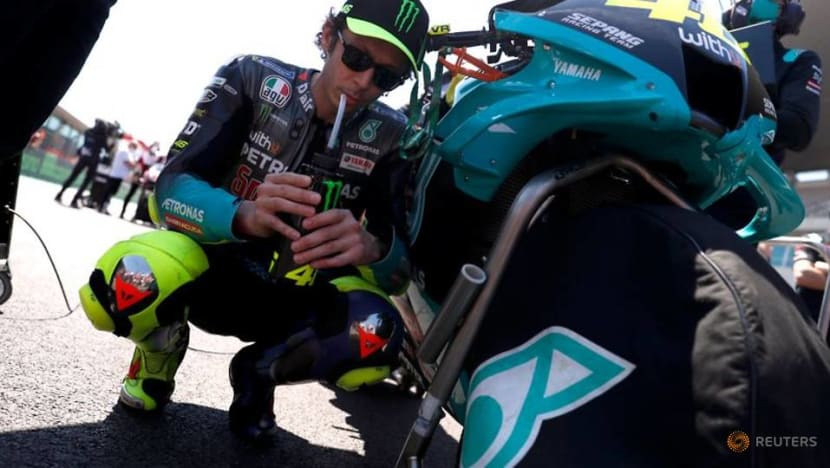 Motorcycling-Rossi to make decision on MotoGP future after next four races