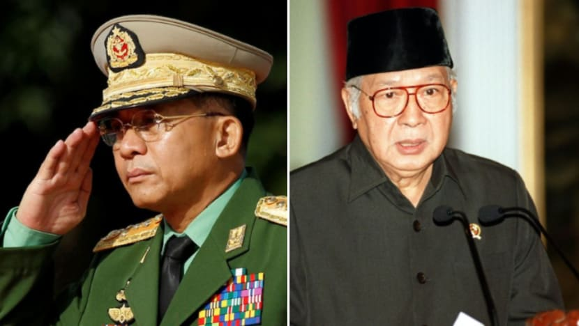Commentary: Myanmar learnt the wrong lessons from Indonesia's political transition
