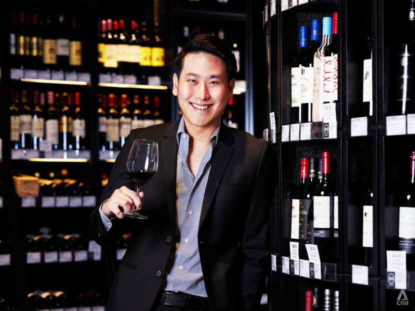 'I was like the towkay kia when I first joined the business': Wine retailer Lim Jing Zhe