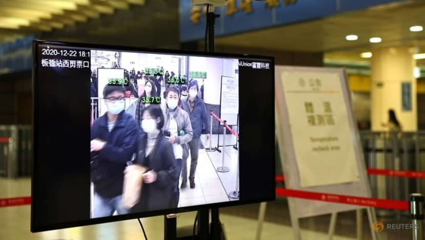 Keep calm, Taiwan says after first local COVID-19 case in 8 months
