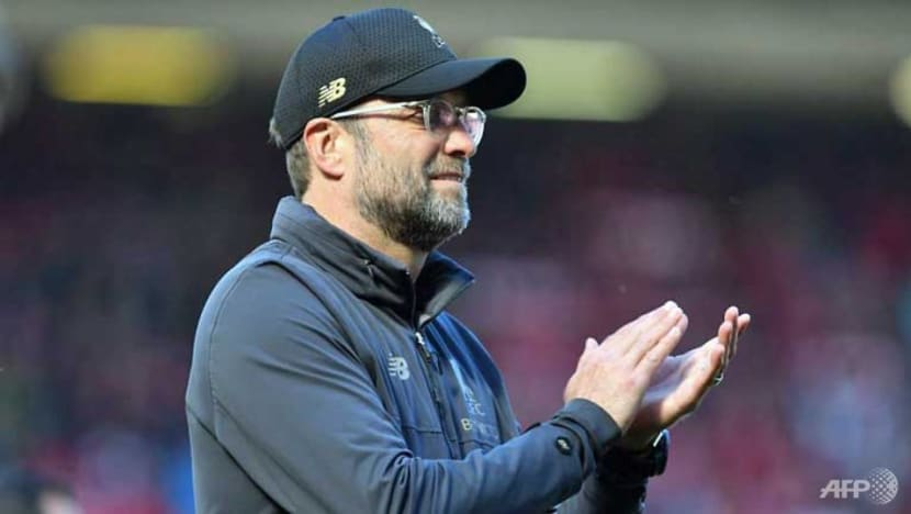 Football: Liverpool 'did all we could' in Premier League race, says Klopp
