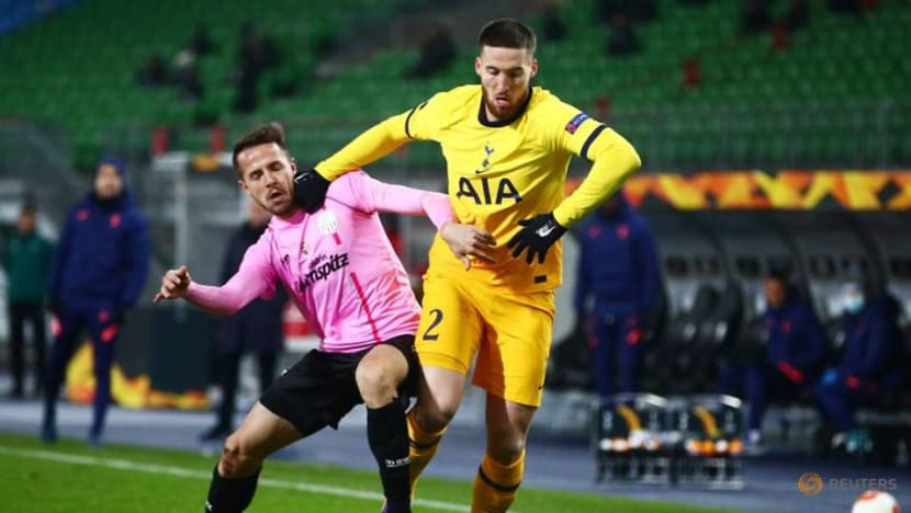 Football: Spurs make Europa League knockout stage with 3-3 draw at LASK