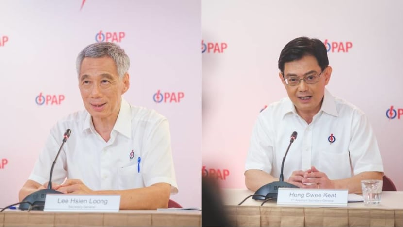 GE2020: DPM Heng in East Coast line-up based on potentially 'important' contest, says PM Lee