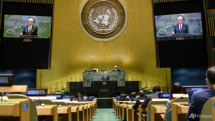 Commentary: The battle for Myanmar's seat in the UN General Assembly
