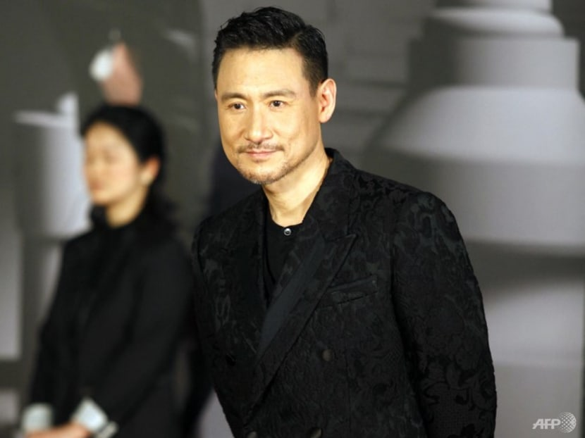 Heavenly King Jacky Cheung's singing 'is so unbearable' says unknown director